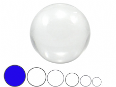 Jac Products Clear 100mm Acrylic Contact Ball
